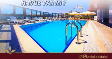 Volley Hotel de Havuz Var mı?
