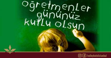 Öğretmenler Gününüz Kutlu Olsun